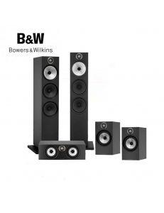 B&W 603+HTM6+607