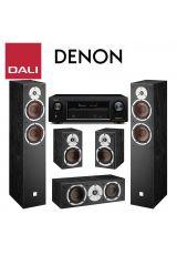 DALI Spektor 6+Spektor VOKAL+Spektor 2+Denon AVR-X1600H