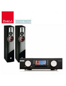 Dali Rubicon 5+Musical Fidelity M6 Encore 225 Set