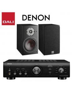 DALI Oberon 3+Denon PMA-600NE