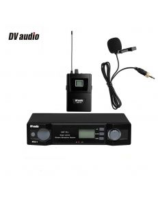 DV audio MGX-14B з петличним мікрофоном