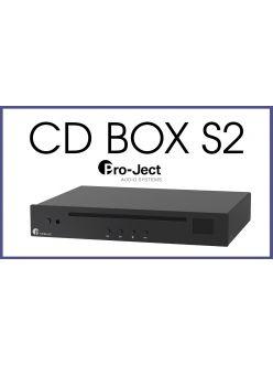 Pro-Ject CD Box S CD-плеер