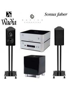 WADIA di122+a102+Sonus Faber Venere 1.5+Sumiko S.5