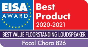 Focal Chora 826 Краща підлогова акустика EISA 2020-2021